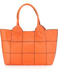 orYANY - Summer Studded-detail Tote Bag - Lyst