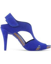 Pedro Garcia | Open-Toe Suede Sandals  | Lyst