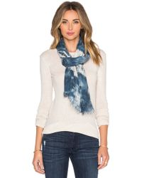 Gypsy 05 - Alligator Dye Scarf - Lyst