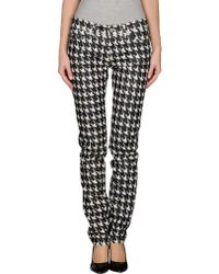 Etoile Isabel Marant Casual Trouser - Lyst