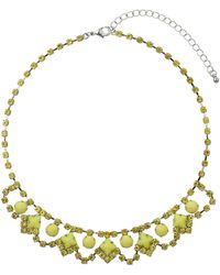 Topshop Layered Stone Multipack - Lyst