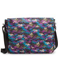 LeSportsac - True Camo-print Messenger Bag - Lyst