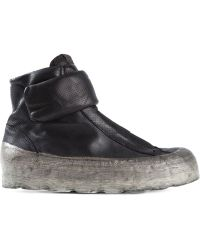 Oxs Rubber Soul 'Polacco' Hi-Top Sneakers - Lyst