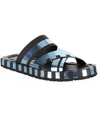 Acne Studios Kleate Leather Sandals - Lyst