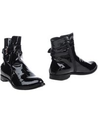 Costume National | Ankle Boots | Lyst