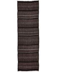 Eskandar - Double-Color Woven Cashmere Scarf - Lyst