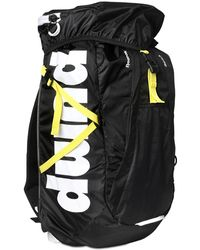 Reebok - Ripstop Instapump Nylon Backpack - Lyst