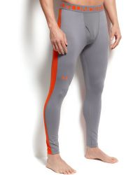 Under Armour Mens Cold Gear Infrared Leggings - Lyst