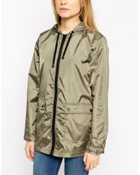 Asos Rain Pac A Trench - Lyst