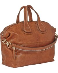 Givenchy Medium Nightingale Zanzi Satchel - Lyst