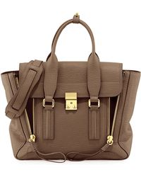 3.1 Phillip Lim Pashli Medium Satchel Bag - Lyst