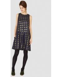 Ace & Jig Party Frock Patina - Blue