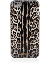 d77214ff6222e Just Cavalli Leopard Print Iphone 6 Plus Case - Multicolor