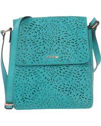 Lola Cruz Under-Arm Bags - Lyst