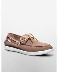 Calvin Klein Jeans Jameson Boat Shoe - Lyst