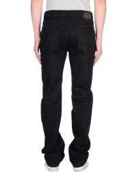 Tommy Hilfiger Denim Trousers - Black