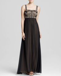 Sue Wong Gown - Embellished Bodice - Lyst