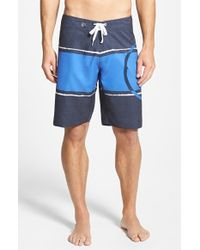 Volcom Commercial Drive Board Shorts - Lyst