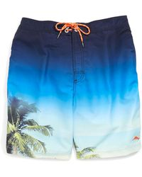Tommy Bahama - Ombre Hawaiian Swim Shorts - Lyst