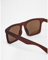 ToyShades - Harris Flatbrow Sunglasses - Lyst