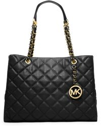 Michael by Michael Kors Large Susannah Tote - Lyst