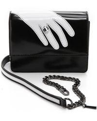 Alice + Olivia Alice  Olivia Hand Clee Cross Body Bag  Multi - Lyst