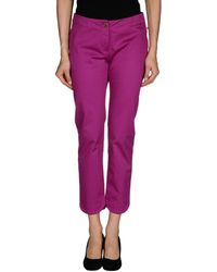 Armani Jeans Casual Trouser - Lyst
