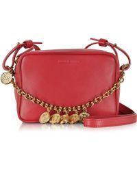 Sonia Rykiel Thibault Leather Crossbody Bag - Lyst