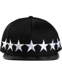 Stampd' Black Star Hat - Lyst