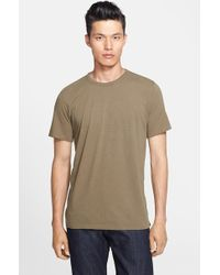 Rag & Bone 'Perfect' Jersey Crewneck T-Shirt - Lyst