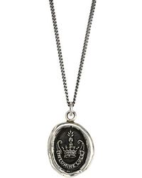 Pyrrha - 'inspiration' Talisman Pendant Necklace - Lyst