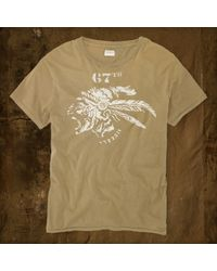 Denim & Supply Ralph Lauren 67th Graphic Tee - Lyst