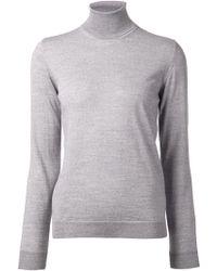 MSGM Basic Sweater - Lyst