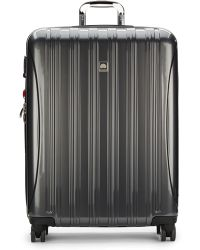 Delsey 29-Inch Expandable Hard-Shell Spinner Suitcase - Lyst