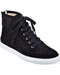 Nine West Badabing High-Top Sneakers - Lyst