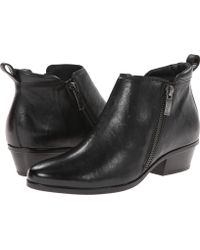 Paul Green Black Tommy Boot - Lyst
