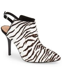 Vc Signature 'Calven' Slingback Pointy Toe Bootie - Lyst