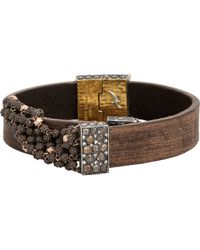 Sevan Biçakci | Wrap Bracelet With Dagger Closure | Lyst