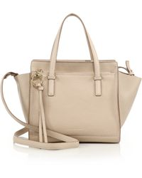 Ferragamo | Amy Mini Soft Leather Tote | Lyst