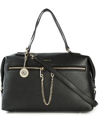 DKNY - Large Chain Detail Tote - Lyst