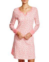 Carole Hochman - Floral Sleepshirt - Lyst