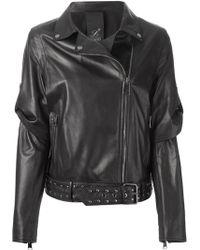 Luxury Fashion Biker Jacket - Lyst