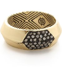 House of Harlow 1960 - Modern Revival Band Ring - Lyst