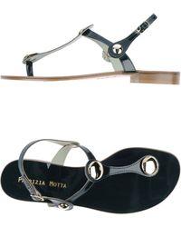 Patrizia Motta - Thong Sandal - Lyst