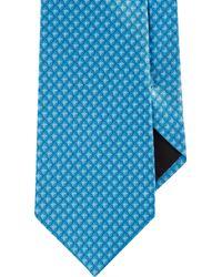 Valentino Geometric Neck Tie - Lyst
