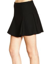 Frankie Morello Skirt Wheel Cady - Lyst