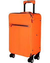 DSquared² Wheeled Luggage - Orange