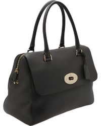 Mulberry - Del Rey Grainy Bag - Lyst