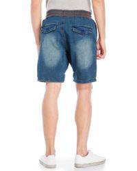 Indigo Star - Whisper Jogger Shorts - Lyst