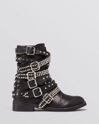 Jeffrey Campbell Short Boots - Cruzados Studded - Lyst